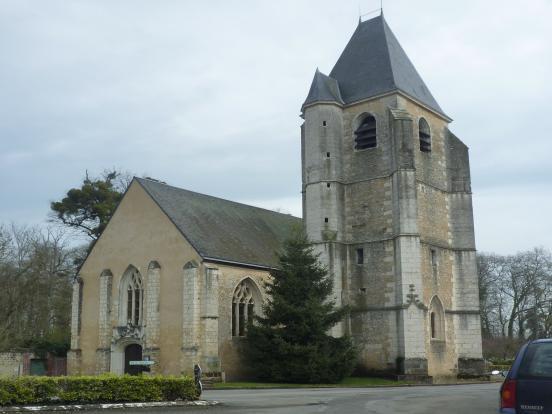 Eglise de Condeau