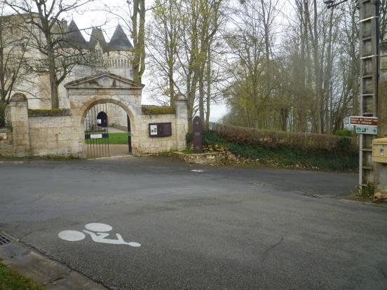 Château et Véloscénie
