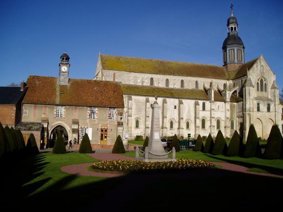 Abbatiale de St-Germer