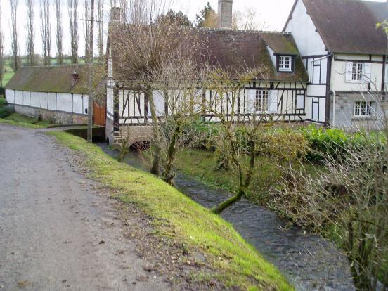 Moulin à Le Compostel