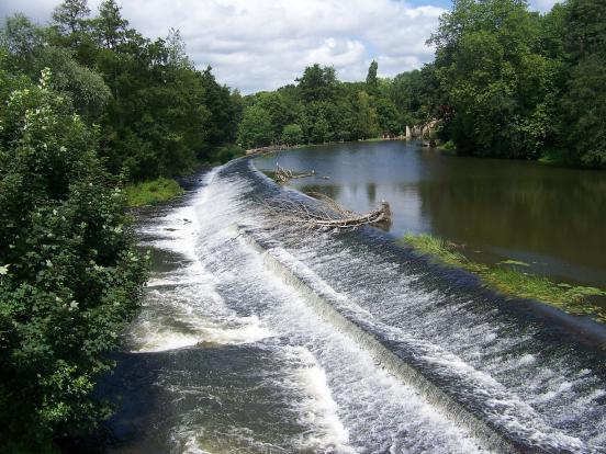 barrage sur l Orne