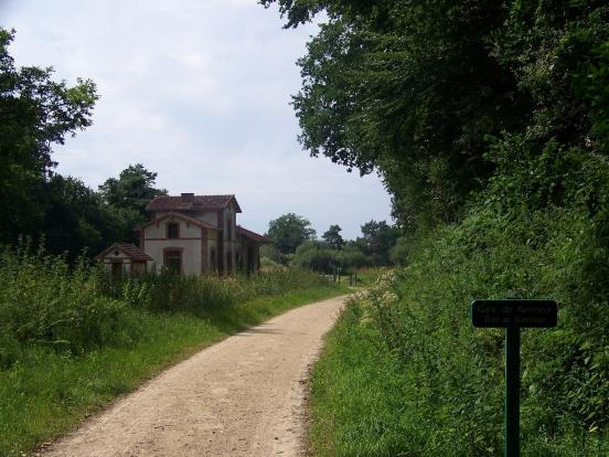 gare abandonnée