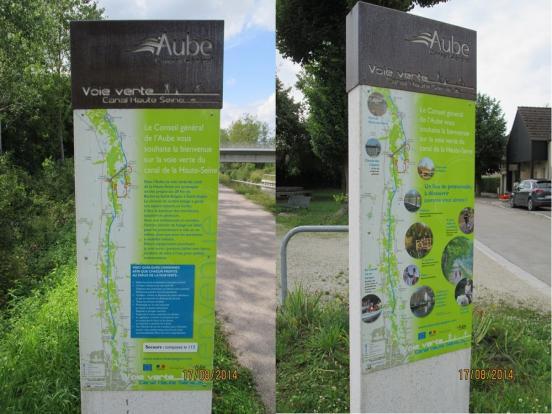 Canal de la Haute Seine