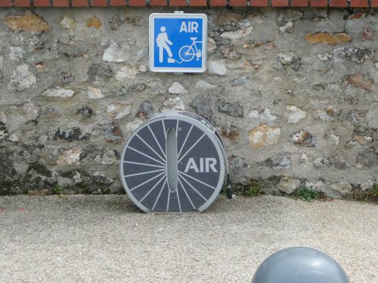 Air à Savonnières