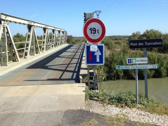 Le Pont des Tourradons
