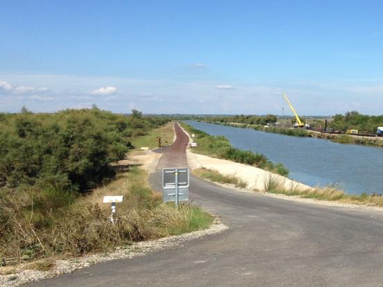 """Au """"Pont des Tourradons"""""""