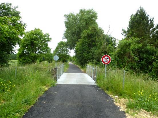 pont sur un rû