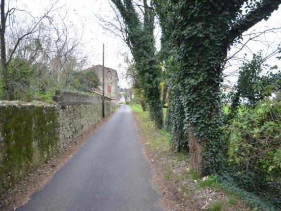 Chemin de Francezon