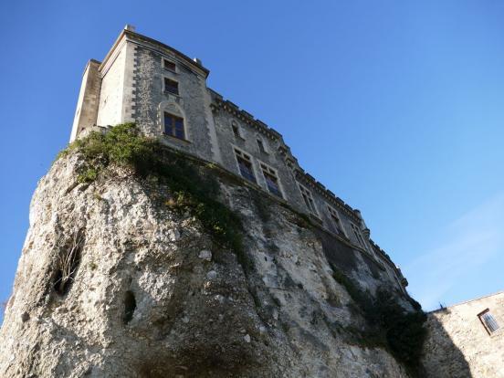 Le château (Châteaubourg)