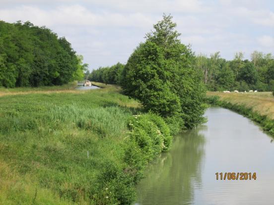 Canal latéral à la Loire