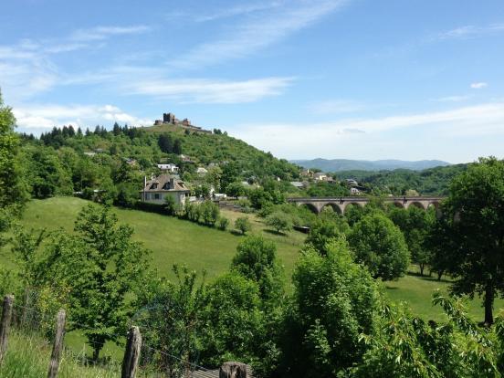 Château et viaduc