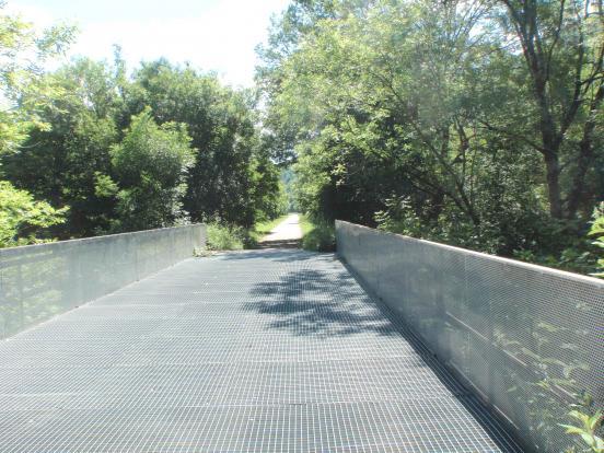 Pont refait
