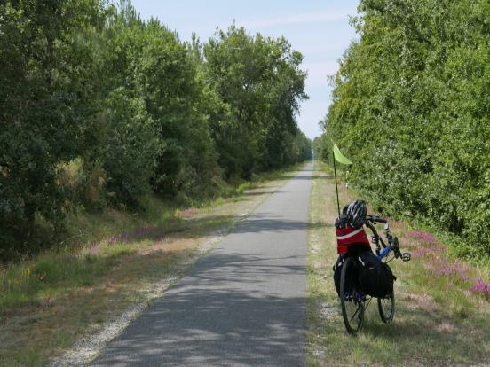Entre Bordeaux et Lacanau