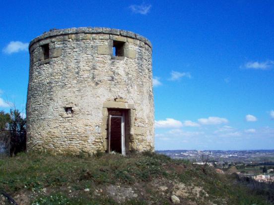 moulin des aires Sernhac