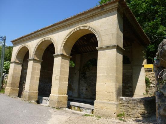 Fontaine Lavoir Misseran