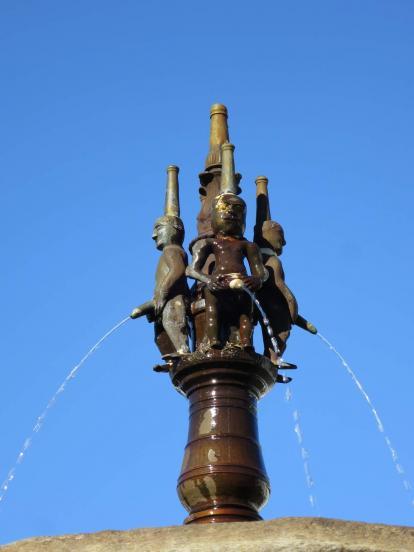 Fontaine des pisseurs