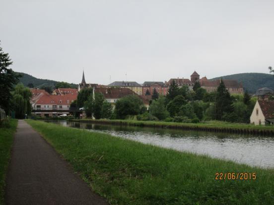 Canal de la Marne au Rhin