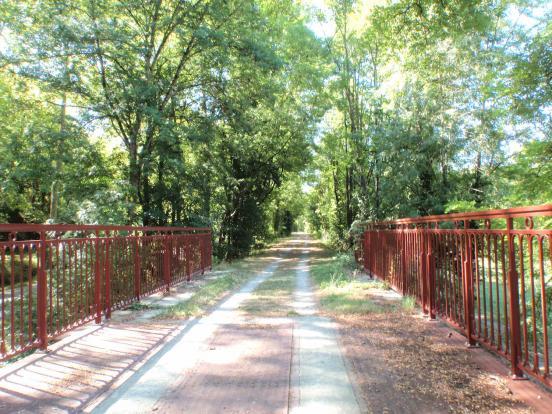 Pont rénové