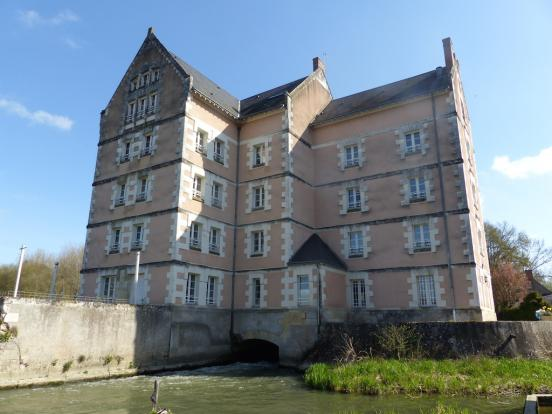Moulin de Veigné