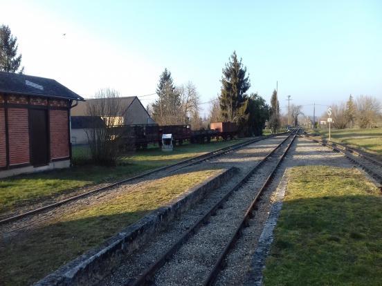 Argy : Train Touristique