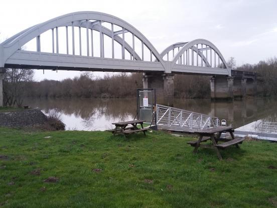 Pont de la Marquèze (D33)
