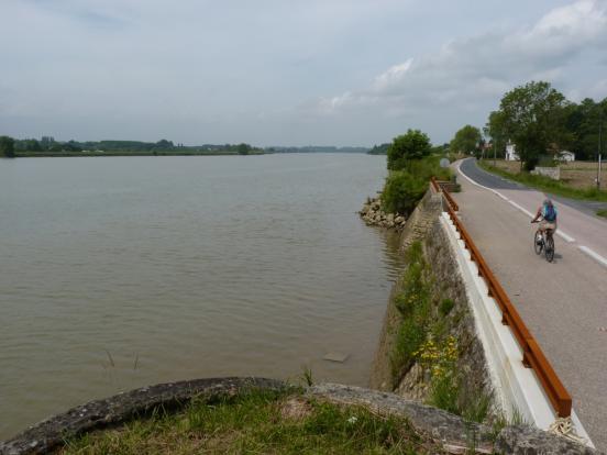 vers Bayonne
