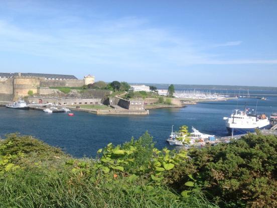 Port du Château, Brest