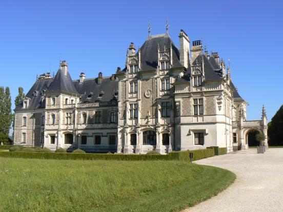 Chateau de Mennetou