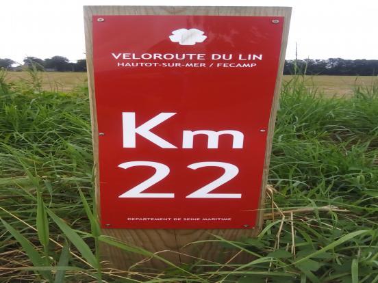 Borne kilométrique