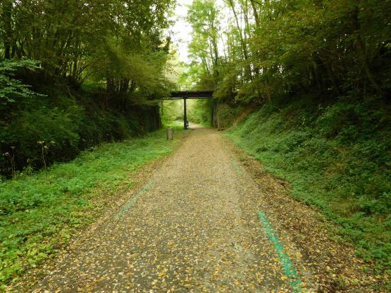 voie verte vers Vesoul