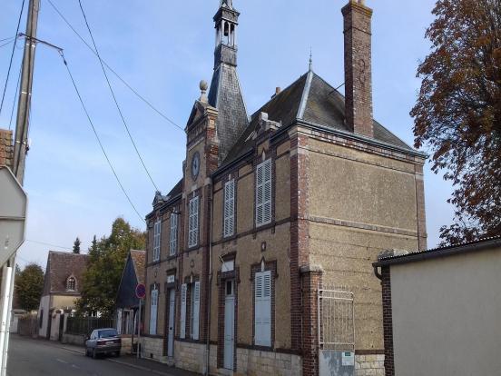 Mairie de Saumeray