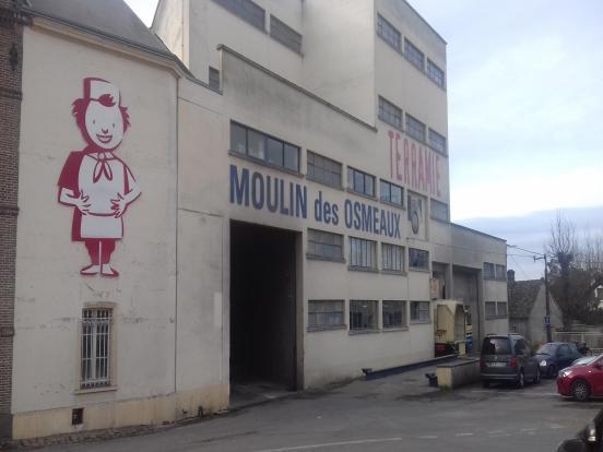 Moulin d'Osmeaux
