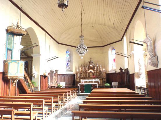 Eglise de Bours