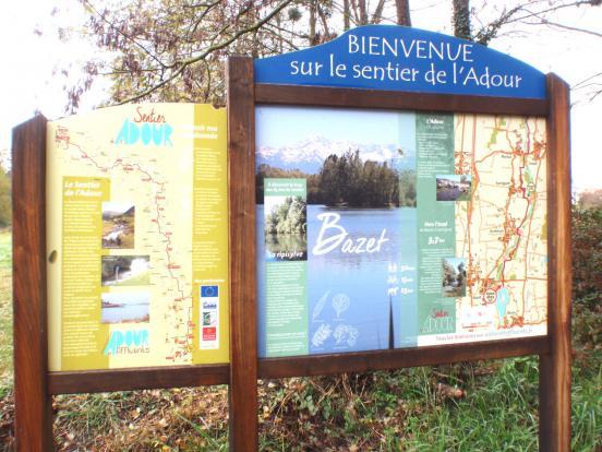 Sentier Adour 1