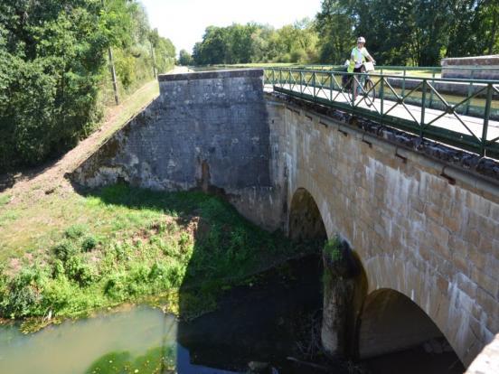 Pont canal de l'Andarge