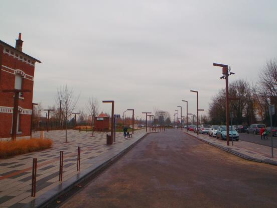 Gare Sncf de Templeuve