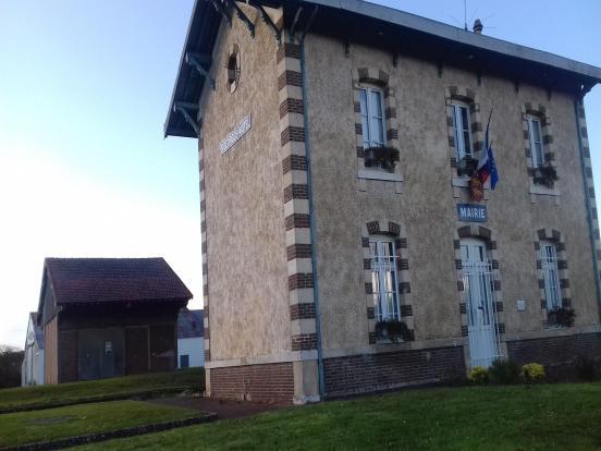 Gare de St-Georges-Motel