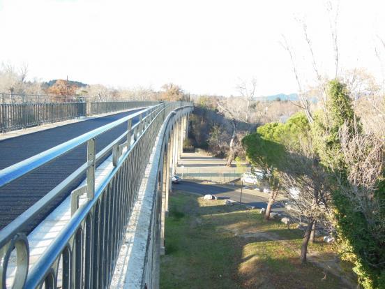 Viaduc à Carpentras