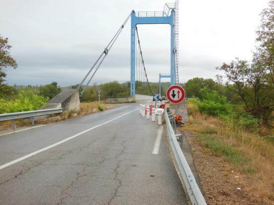 Pont sur canal