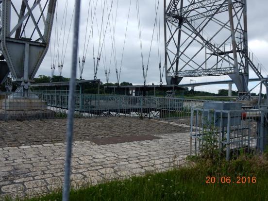 Le pont trasbordeur