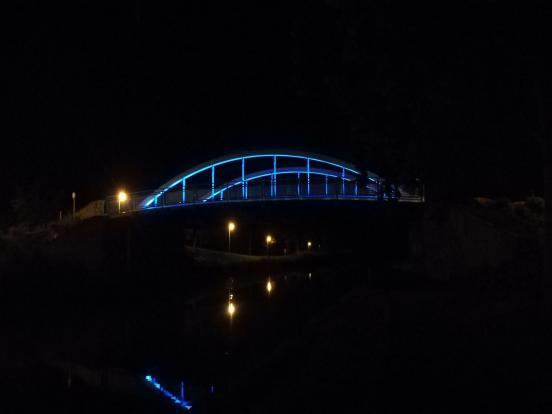 Pont de Golfech rénové
