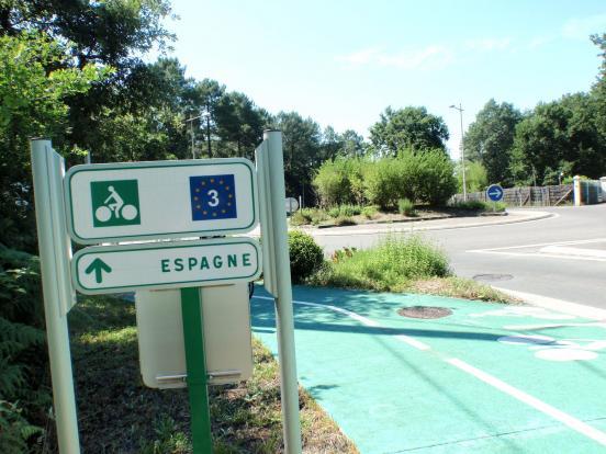 Route de Léognan