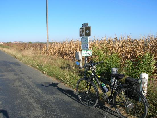 panneaux nlle route