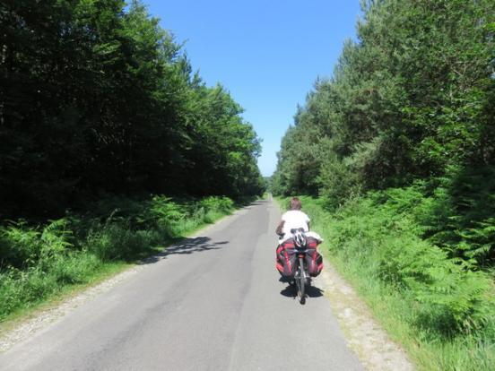 La véloroute