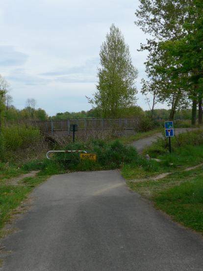 barrage voie verte