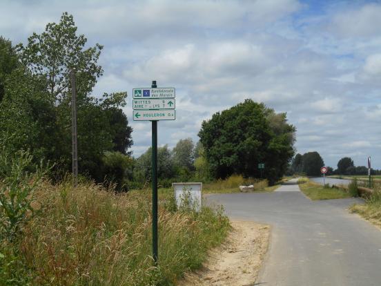 Entre St-Venant et Aire-sur-la-Lys / 3