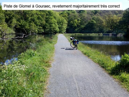 entre Glomel et Gouarec