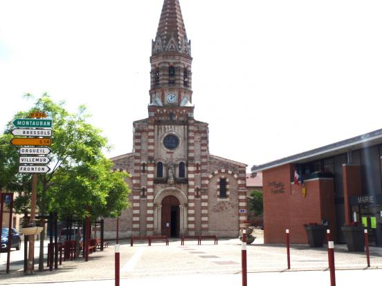 Eglise Labastide