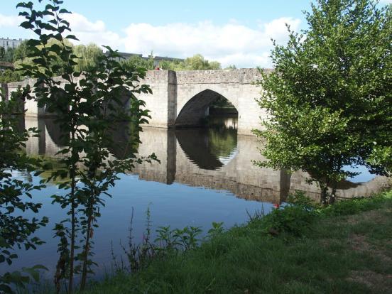 Le pont St Etienne