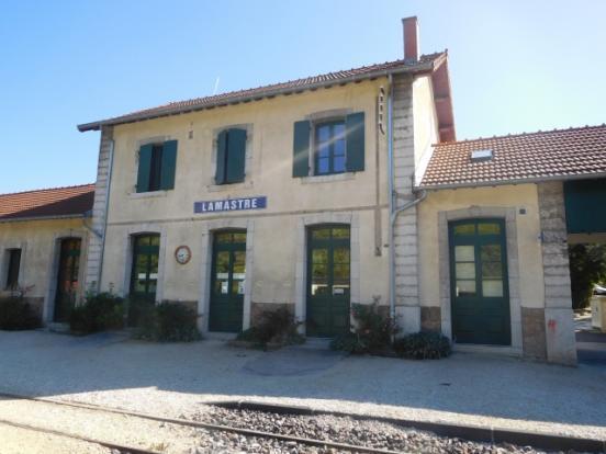 Gare de Lamastre